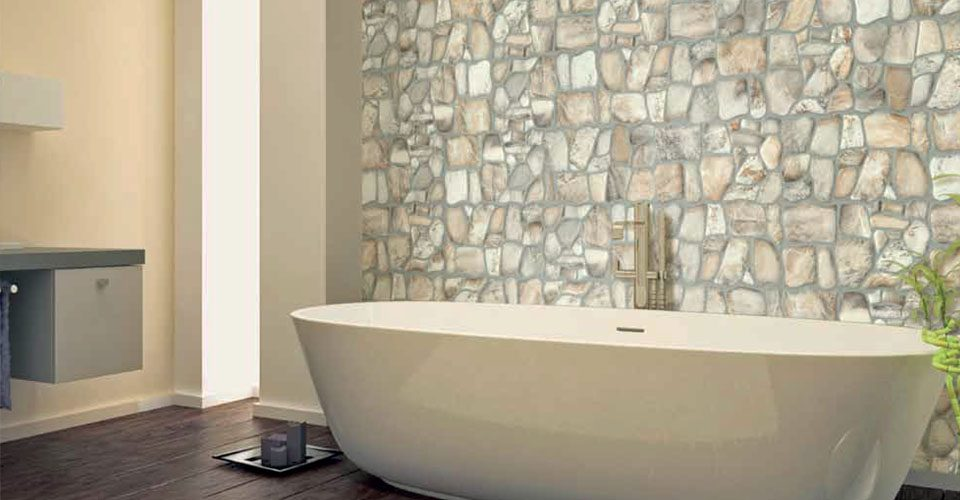 Ceramic & Porcelain Gres Wall Tiles
