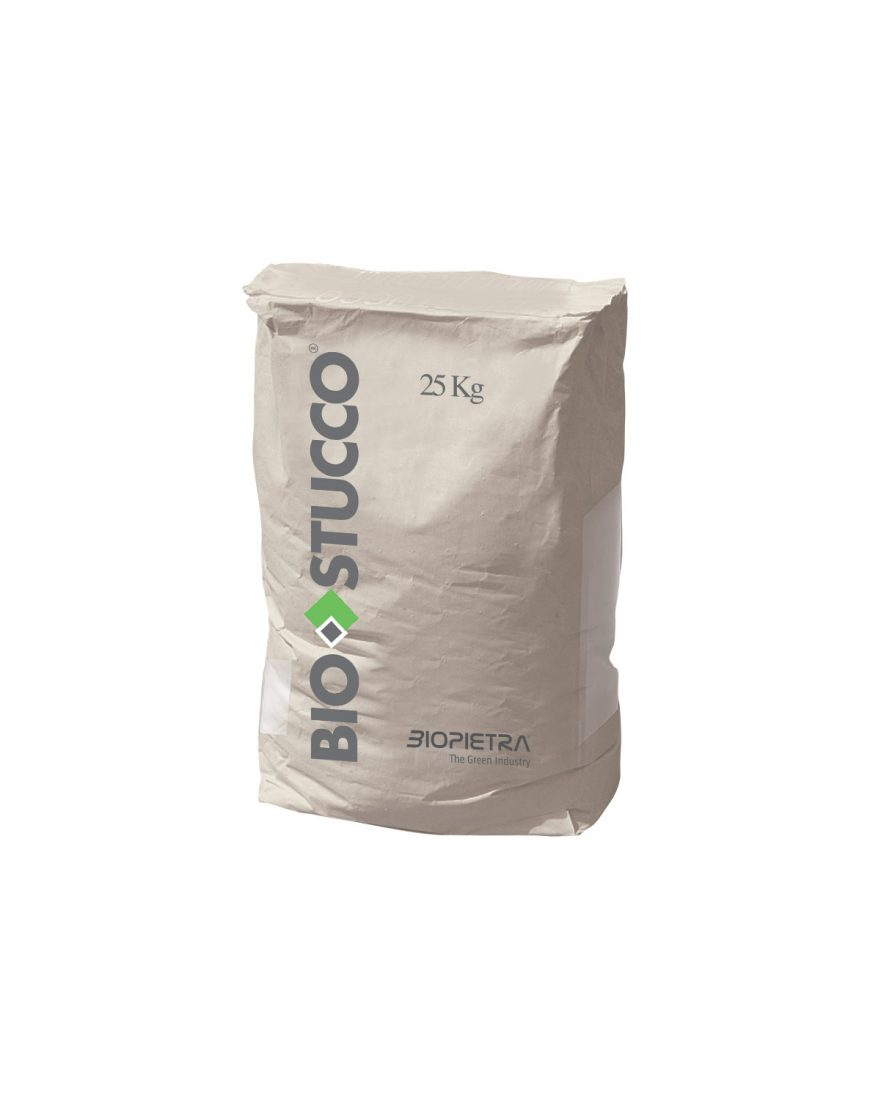 Breathable Mortar BIOSTUCCO
