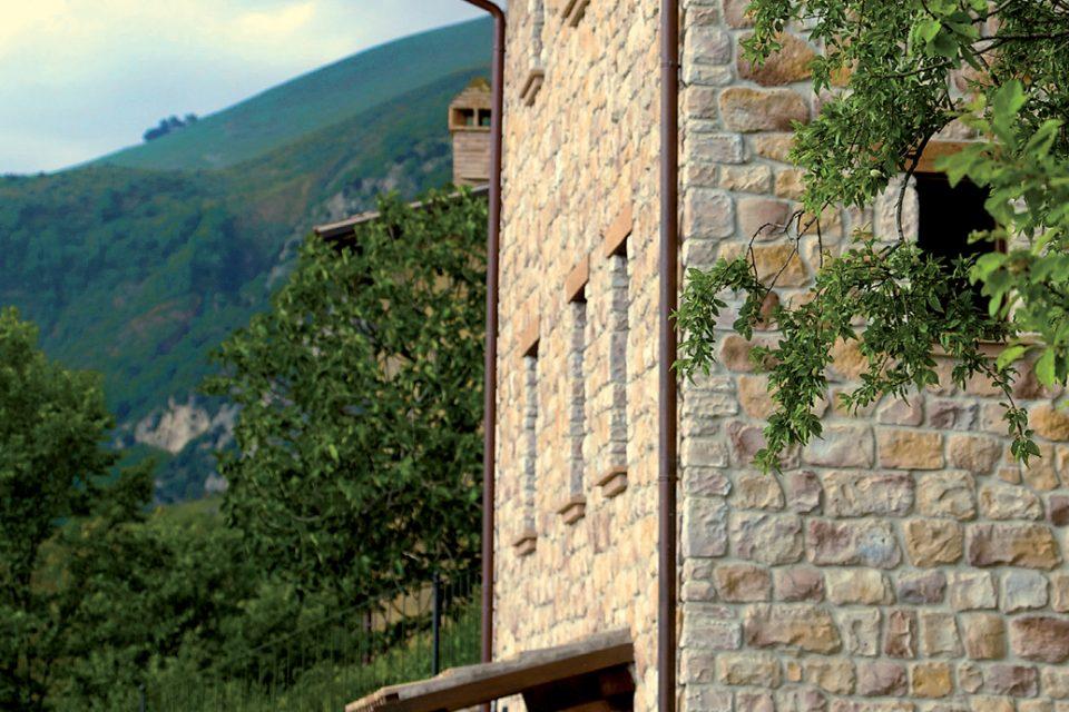 Roccia Granito et Zolfo
