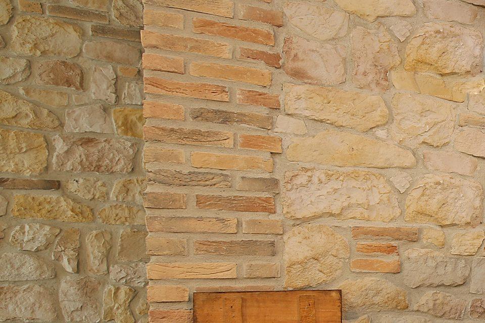 Stelvio Granito - Listello Toscana Beige 3 cm