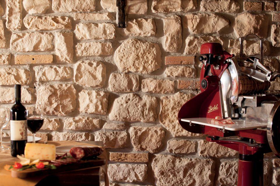 Stelvio Zolfo - Listello Toscana Rosso 3 cm