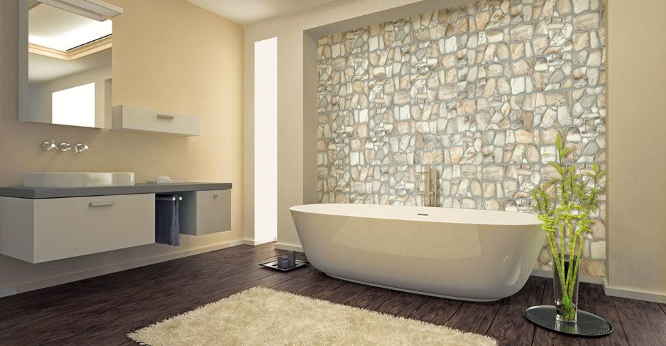 Bagno In Pietra Ricostruita : Biopietra rivestimenti in pietra ricostruita ecologica certificata
