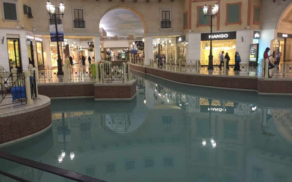 Fitouts & Shopping Centres>