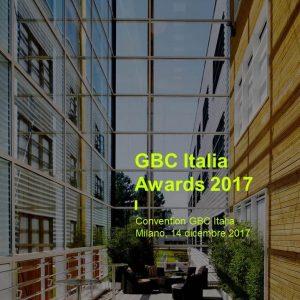 GBC Italia Awards 2017