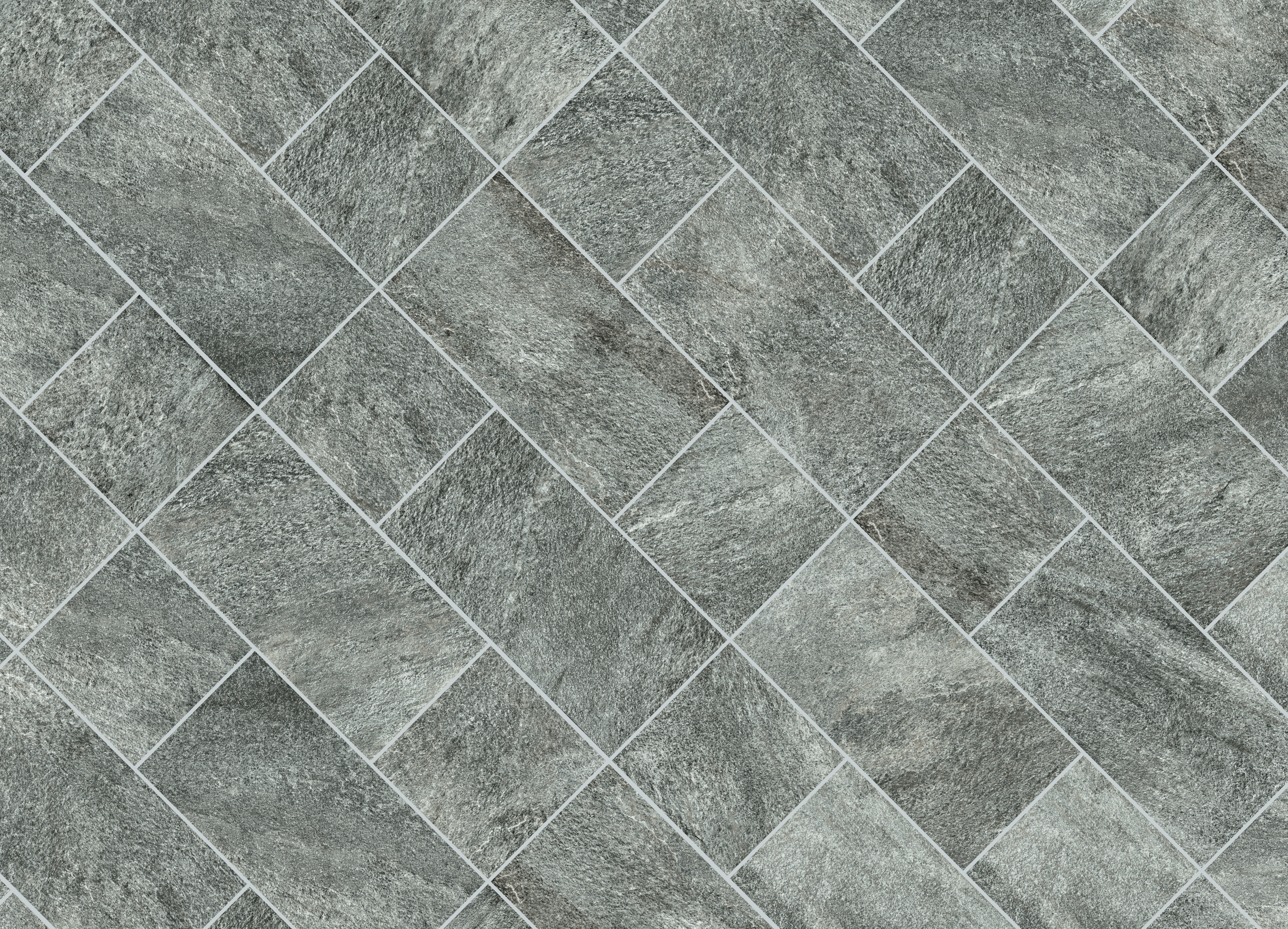Pavimento stampa digitale per esterni in piastrelle effetto pietra